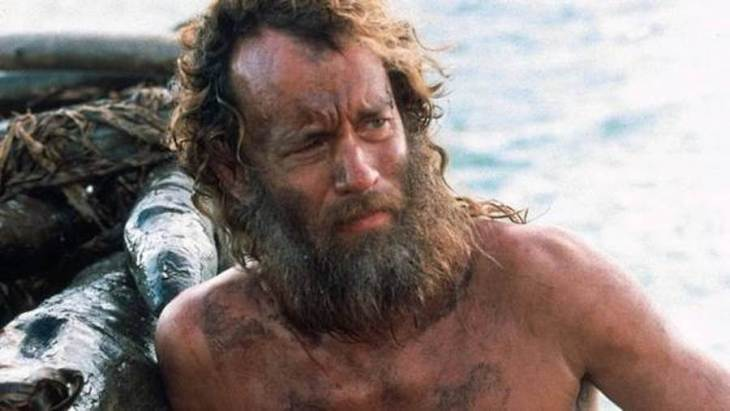 cast_away-tom-hanks Robinson Crusoe