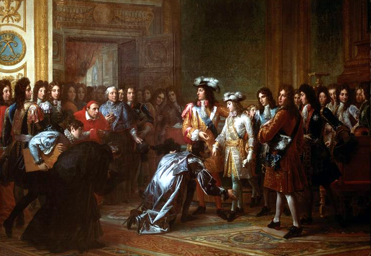 Recognition_of_the_Duke_of_Anjou_as_King_of_Spain
