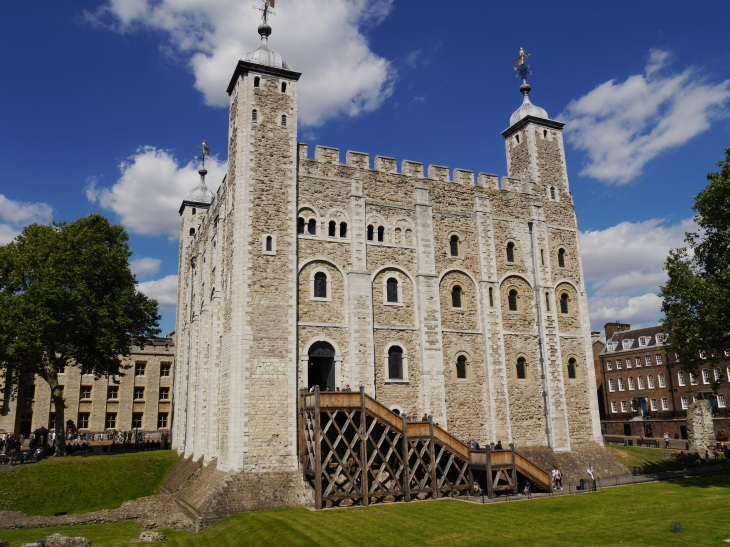 Tower of London England prison