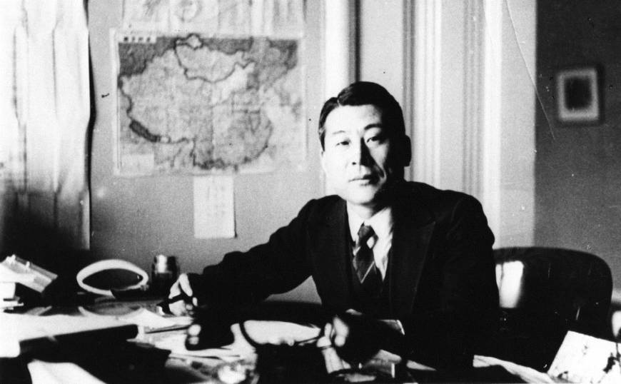 sugihara visas for life portrait