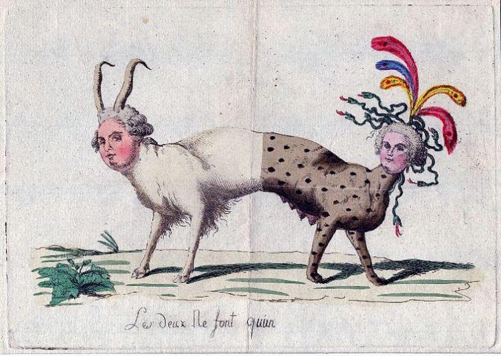 pamphlet marie-antoinette louis xvi french revolution