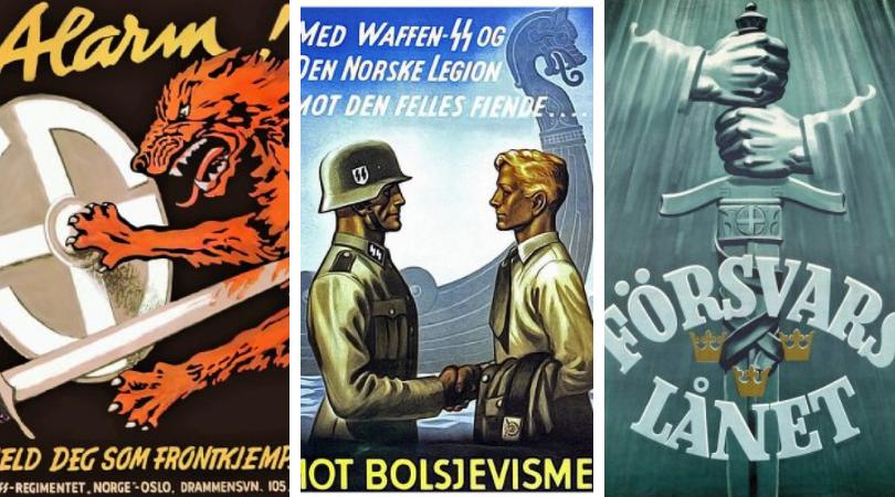 Nordic mythology and nazi propaganda