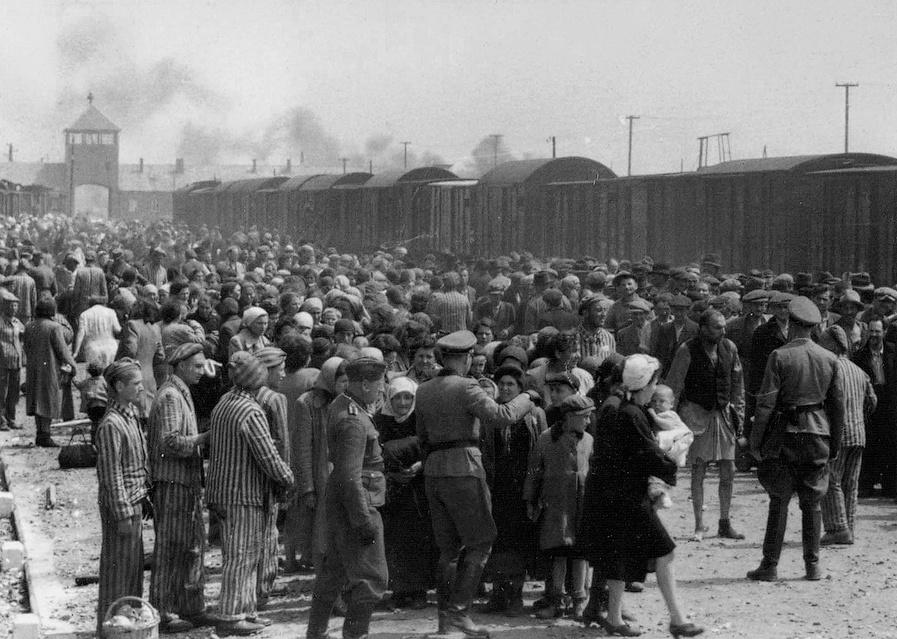 Selection_Auschwitz_Birkenau_ramp