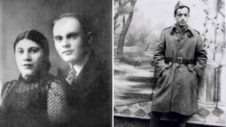 Zalman Gradowski, Marcel Nadjary Sonderkommandos Auschwitz