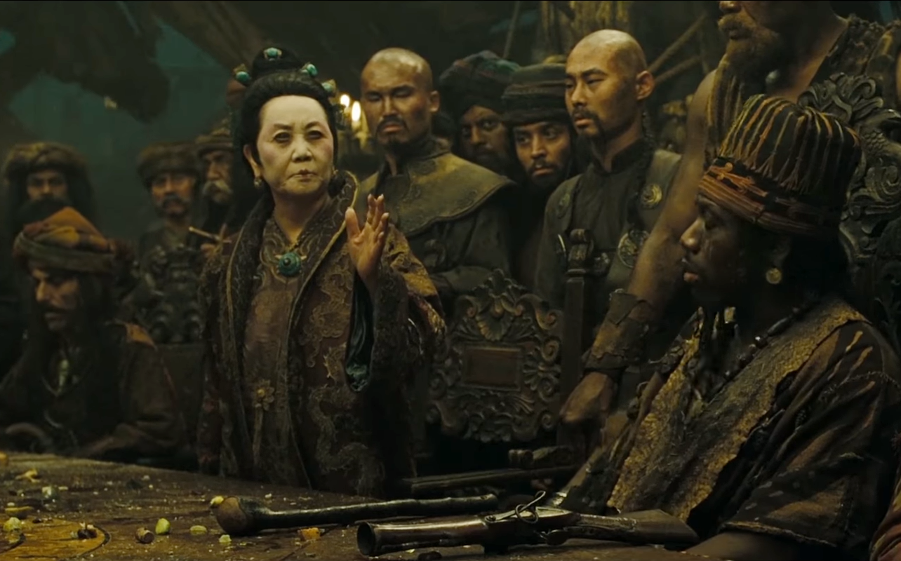 Ching Shih pirates of the Caribbean