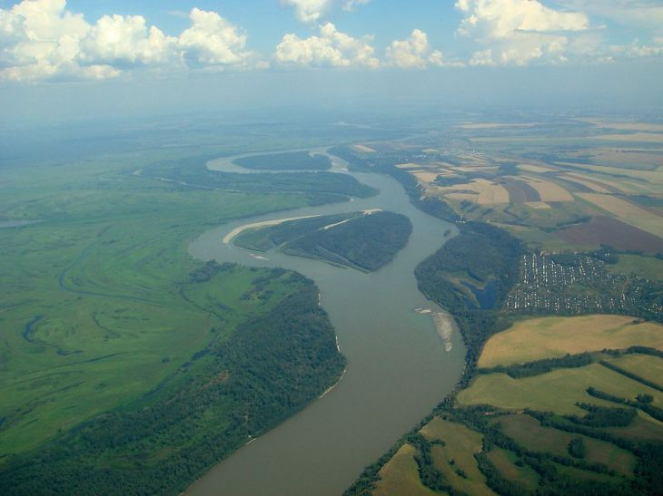 ob river nazino