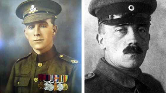 Hitler & Henry Tandey WW1