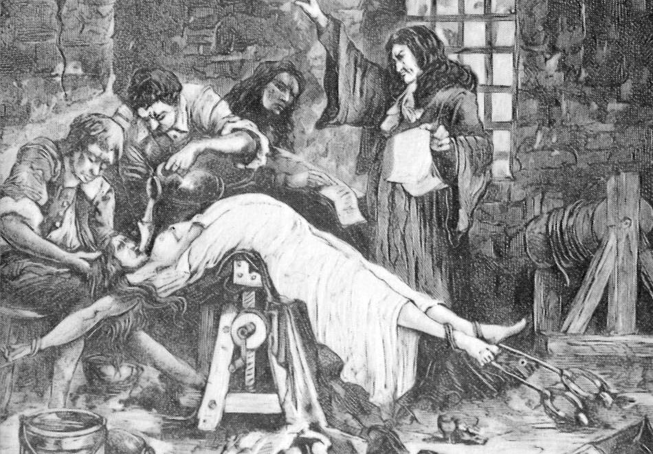 Marquise_de_Brinvilliers torture affaire des poisons