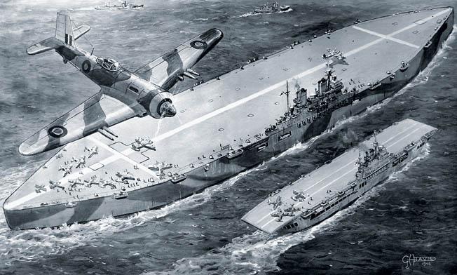 Habbakuk iceberg ship WW2