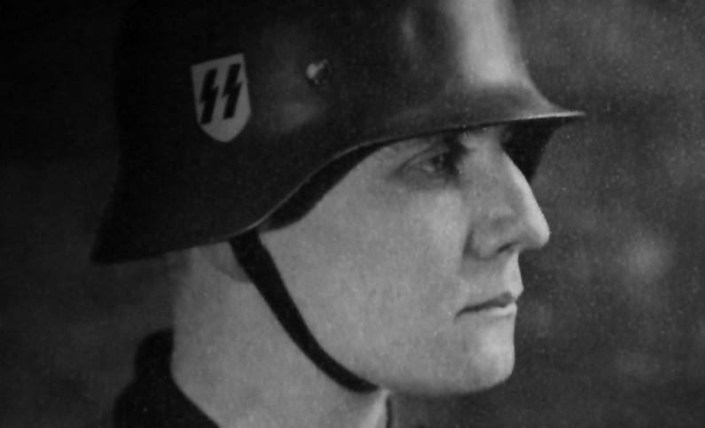 Kurt Gerstein SS soldier