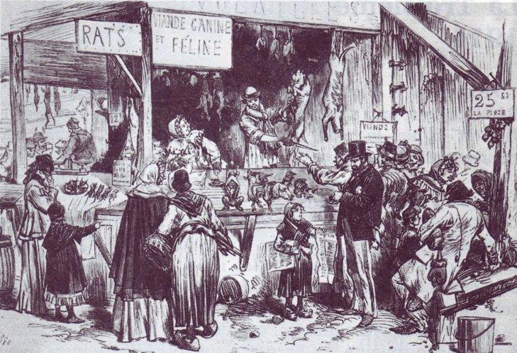 Siège de Paris 1870