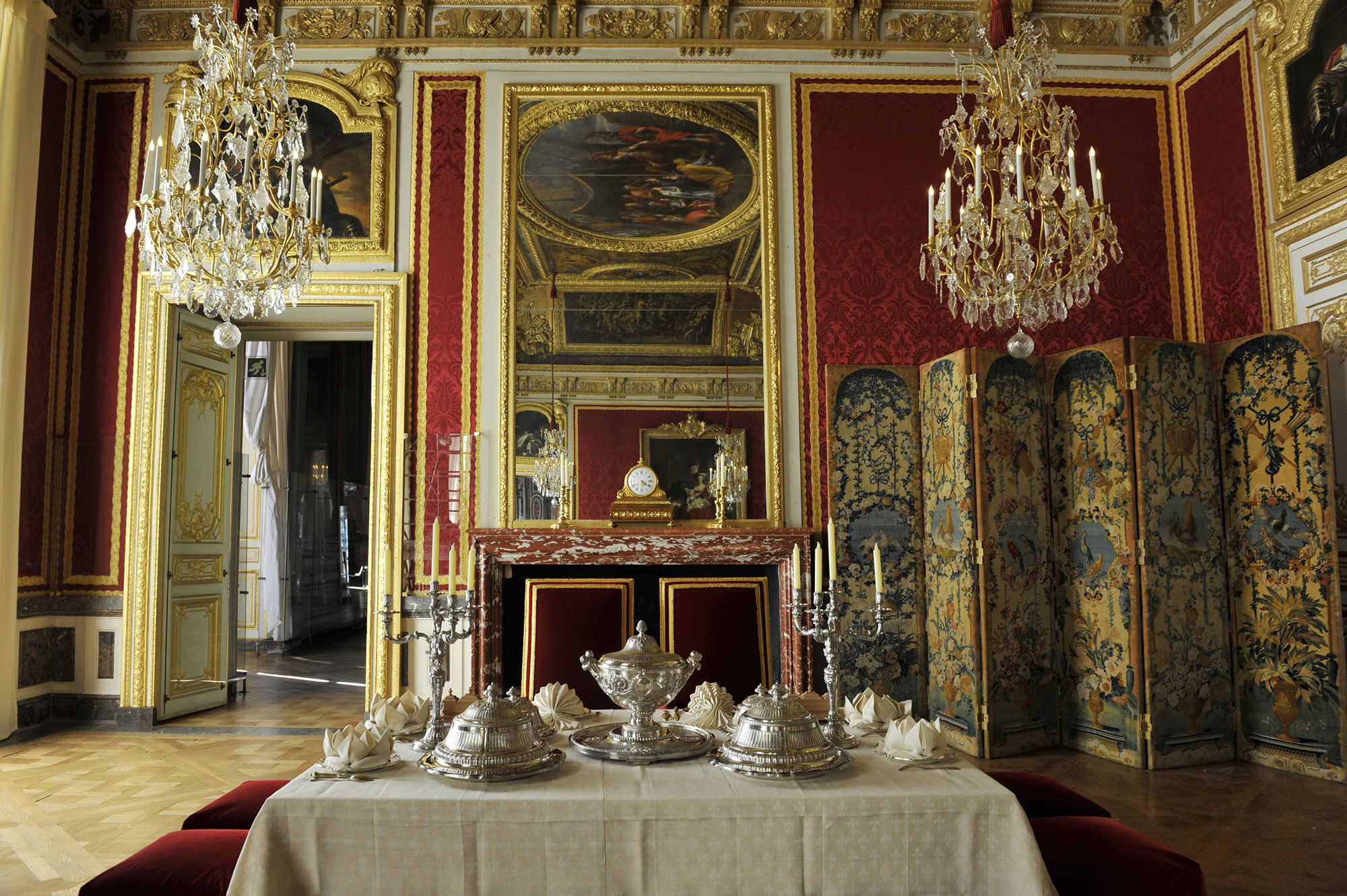 Versailles Grand Couvert